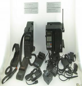 Когда был сделан первый мобильный телефон